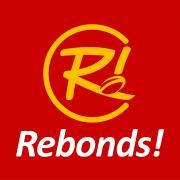Rebonds logo vertical negatif rouge bdx jaune